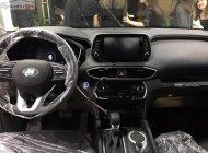 Bán xe Hyundai Santa Fe 2.4L HTRAC sản xuất 2019, màu trắng giá 1 tỷ 135 tr tại Hà Nội