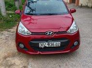 Bán Hyundai Grand i10 đời 2015, màu đỏ, xe nhập, 355 triệu giá 355 triệu tại Hà Nội