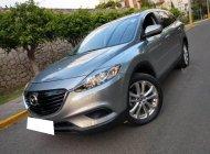 Gia đình cần bán xe Mazda Cx9, 2015, số tự động, bản full, màu bạc giá 866 triệu tại Tp.HCM