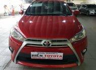Cần bán Toyota Yaris 1.5G sản xuất năm 2015, màu đỏ, giá tốt giá 540 triệu tại Tp.HCM