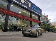 Cần bán Audi Q3 sx 2014, đăng ký lần đầu 2015 màu nâu giá 1 tỷ 120 tr tại Hà Nội
