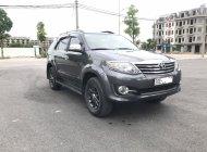 Cần bán Toyota Fortuner 2.7AT năm 2015, màu xám xe cực đẹp giá 755 triệu tại Hà Nội
