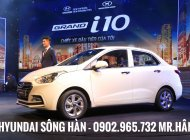 Hyundai Grand i10 sedan 2019, tặng kèm phụ kiện hấp dẫn, xe giao ngay, hỗ trợ vay vốn 80%, LH: 0902.965.732 - Mr. Hân giá 415 triệu tại Đà Nẵng