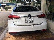 Cần bán lại xe Kia Cerato 1.6 MT năm sản xuất 2016, màu trắng, đăng ký 2017 giá 455 triệu tại Quảng Ninh