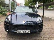 Porsche Macan 2.0 màu xanh sản xuất 2017, đăng ký T10/2017 một chủ từ đầu giá 2 tỷ 880 tr tại Hà Nội
