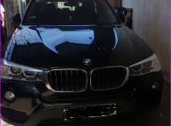 Cần bán BMW X3 đời 2015, màu đen, nhập khẩu giá 1 tỷ 620 tr tại Tp.HCM