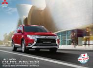 Mitsubishi Outlander Nhật Bản 7 chỗ - Khuyến mãi khủng tháng 07/2019 giá 790 triệu tại Cần Thơ