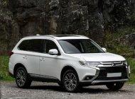 Bán ô tô Mitsubishi Outlander đời 2019, màu trắng, nhập khẩu giá 807 triệu tại Quảng Nam