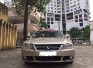 Bán Mitsubishi Lancer sản xuất năm 2011, màu vàng cát, nhập khẩu giá 350 triệu tại Hà Nội