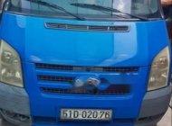 Bán Ford Transit đời 2010, màu xanh lam, tải Van 6 chỗ giá 290 triệu tại Tp.HCM
