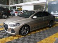 Bán ô tô Hyundai Elantra Sport Turbo 1.6AT năm sản xuất 2018, màu vàng giá 688 triệu tại Tp.HCM