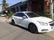 Bán xe Chevrolet Cruze model 2012 số sàn màu trắng giá 293 triệu tại Tp.HCM