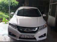 Bán xe Honda City CVT sản xuất 2016, màu trắng như mới, giá tốt giá 500 triệu tại Tp.HCM