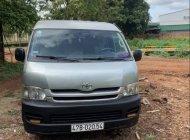 Bán ô tô Toyota Hiace sản xuất năm 2010, nhập khẩu, màu xanh ngọc giá 325 triệu tại Đắk Lắk