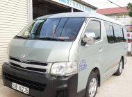 Bán Toyota Hiace sản xuất năm 2010, giá tốt giá 360 triệu tại Nghệ An