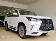 Bán Lexus LX 570S Super Sport sản xuất 2019 màu trắng nội thất nâu giá 9 tỷ 150 tr tại Hà Nội