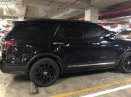 Bán Ford Explorer Limited 2.3L EcoBoost đời 2017, màu đen, nhập khẩu giá 2 tỷ 10 tr tại Tp.HCM