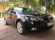 Cần bán Kia Cerato 1.6 AT năm sản xuất 2010, màu đen, nhập khẩu  giá 425 triệu tại Hà Nội