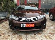 Bán Toyota Corolla altis màu đồng 1.8 2015 giá 570 triệu tại Vĩnh Phúc