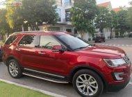 Cần bán lại xe Ford Explorer Limited 2.3L EcoBoost 2017, màu đỏ, xe nhập xe gia đình giá 2 tỷ 50 tr tại Hà Nội