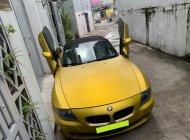 Đổi gió bán BMW Z4, 2008, số sàn, mui xếp tự động, màu vàng, full option giá 615 triệu tại Tp.HCM