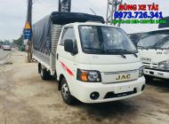 Xe tải nhẹ JAC 1.25 tấn thùng 3m2 đời 2019 hỗ trợ trả góp. giá 280 triệu tại Đồng Nai