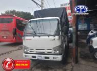 Xe tải Isuzu 3t49 thùng 4m4 giá rẻ bất ngờ giá 480 triệu tại Long An