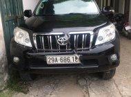 Bán Toyota Prado sản xuất 2013, màu đen, nhập khẩu xe gia đình giá 1 tỷ 550 tr tại Hà Nội