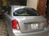 Bán xe Daewoo Lacetti đời 2011, màu bạc, 4.5lít/100 km giá 250 triệu tại Ninh Thuận