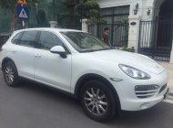 Bán xe Porsche Cayenne sản xuất 2014, màu trắng, nhập khẩu, giao dịch chính chủ giá 2 tỷ 590 tr tại Hà Nội