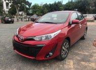 Bán Toyota Yaris 2020 Màu Đỏ, nhập khẩu Thái Lan, hỗ trợ vay ngân hàng 80% và nhận xe mới 100% giá 650 triệu tại BR-Vũng Tàu