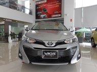 Bán Toyota Vios G 2020 Màu Bạc, số tự động, đủ màu giao ngay, giá cả và quà tặng hấp dẫn giá 570 triệu tại BR-Vũng Tàu