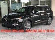 Cần bán Hyundai Santa Fe 2019, màu đen, giá cực tốt + Khuyến mãi hấp dẫn, LH: Hữu Hân 0902 965 732 giá 995 triệu tại Đà Nẵng