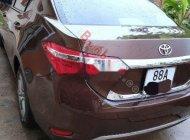 Chính chủ bán xe Toyota Corolla altis 1.8G AT năm sản xuất 2015, màu nâu giá 620 triệu tại Vĩnh Phúc