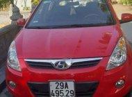 Bán Hyundai i20 sản xuất năm 2011, màu đỏ, xe nhập giá 300 triệu tại Hà Nội