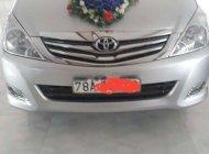 Bán Toyota Innova G sản xuất năm 2010, màu bạc, xe nhập giá 420 triệu tại Phú Yên