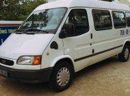 Bán ô tô Ford Transit đời 2001, màu trắng giá 60 triệu tại Phú Yên