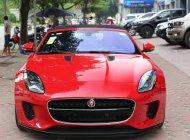 Bán ô tô Jaguar F Type Convertible 3.0 2018, màu đỏ, nhập khẩu giá 6 tỷ 550 tr tại Hà Nội