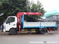 Bán Hino FC500 3T4, gắn cẩu 3T3, xe có sẵn test thoải mái, quà tặng hấp dẫn dành cho xe gắn cẩu giá 1 tỷ 215 tr tại Tp.HCM