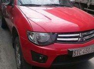 Bán Mitsubishi Triton đời 2014, màu đỏ, nhập khẩu giá 390 triệu tại Tp.HCM