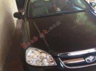 Bán ô tô Daewoo Lacetti đời 2005, màu đen giá 145 triệu tại Thanh Hóa