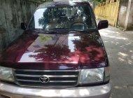 Cần bán gấp Toyota Zace năm 2002, màu đỏ, xe đi giữ gìn nên còn rất đẹp giá 170 triệu tại Hà Nội