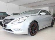 Cần bán lại xe Hyundai Sonata 2.0 2011, màu xám, nhập khẩu chính hãng giá 510 triệu tại Tp.HCM