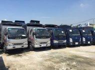 Bán xe tải 2 tấn, nhãn hiệu JAC ga cơ 2017, thùng dài 3,7 mét, giá cạnh tranh giá 255 triệu tại Tp.HCM