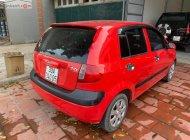 Bán Hyundai Getz năm 2008, màu đỏ, nhập khẩu  giá 158 triệu tại Hà Nội