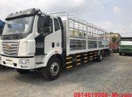 Bán FAW 7T2 xe tải thùng 9M6, đời 2019, màu trắng, xe nhập giá 950 triệu tại Bình Dương