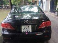 Bán Toyota Camry 2.4G 2010, màu đen, chính chủ giá 620 triệu tại Hà Nội