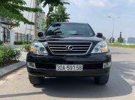 Bán ô tô Lexus GX470 đời 2009, màu đen, nhập khẩu chính hãng giá 1 tỷ 430 tr tại Hà Nội