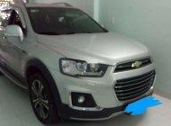Gia đình bán Chevrolet Captiva năm sản xuất 2016, màu bạc giá 645 triệu tại Tp.HCM