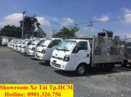 Bán xe Kia K200 tải trọng 1t49 / 1t9, khuyến mãi trước bạ giá 320 triệu tại Tp.HCM